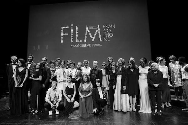 Palmarès du festival de film francophone d'Angoulême 2019 - Cine-Woman