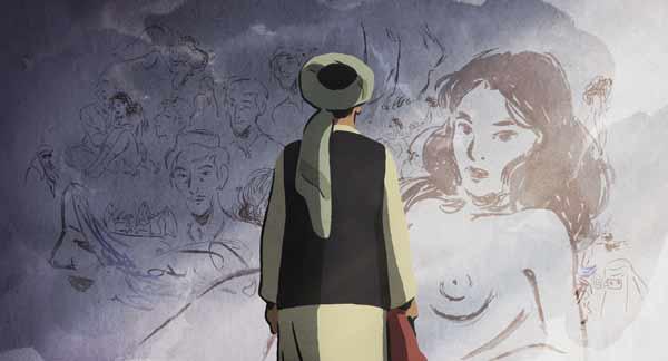 Les hirondelles de Kaboul de Z Breitman et E. Gobbé-Mévellec - Cine-Woman