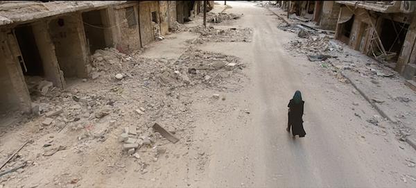 Pour Sama de Waad Al-Kateab et Edward Watts - Cine-Woman