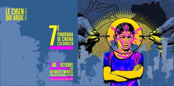 Le 7ème Panorama du cinéma colombien - Cine-Woman
