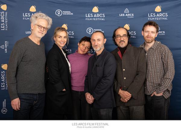 Les Arcs Film festival 2019 - cine-woman