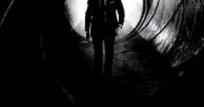affiche française du dernier james Bond, Skyfall
