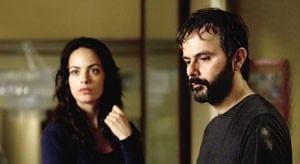 B Bejo et Ali Mosaffa dans Le Passé d'A Farhadi