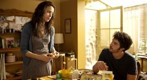 Berenice Bejo et Tahar rahim dans Le passé d'A Farhadi