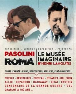 affiche de la saison 2013-2014 de la Cinemathèque française