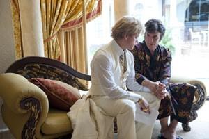 Michael Douglas et Matt Damon dans Ma vie avec Liberace de S Soderbergh
