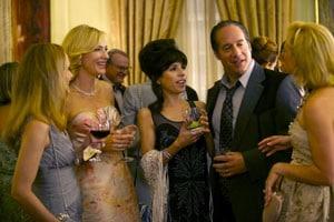 Cate Blanchett et Sally Hawkins dans Blue Jasmine
