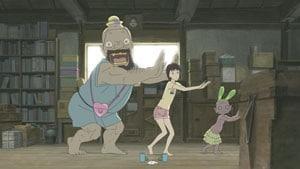 Les esprits et momo dans Lettre à Momo