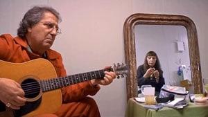 Areski Belkacem et Brigitte Fontaine