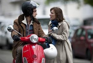 Louis Garrel et Valeria Bruni-Tedeschi dans leurs propres rôles