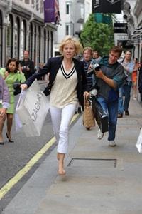 Naomi Watts/ Diana poursuivie par les paparazzi