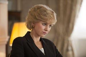 Diana lors de son entretien TV vérité
