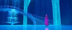 Le Palais de la Reine des neiges