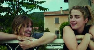 Sara Forestier et Adèle Haenel, soeurs dans Suzanne