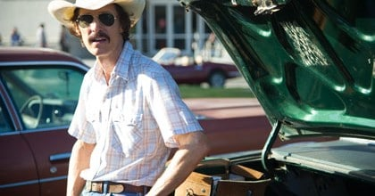 Matthew McConaughey est un cow boy