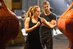 Divergente, le gros pari de SND avec Shailene Woodley