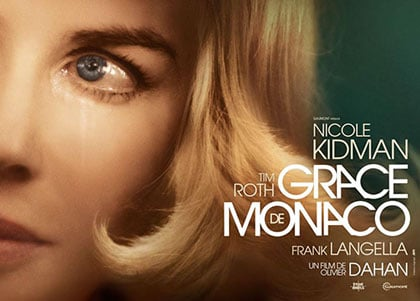 Grace de Monaco sortira en mai 2014