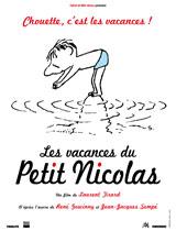 Les vacances du petit Nicolas de Laurent Tirard