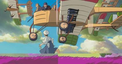Hommage à l'aéronautique de H Miyazaki