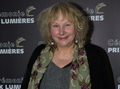 Yolande Moreau, représentante du cinéma Belge