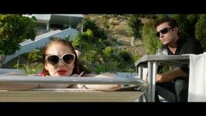 Lindsay Lohan et James Deen