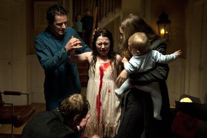 Neve (Missy keating) et sa famille de sang