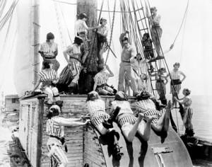 Harold Lloyd et les pirates