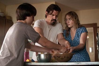 Gattlin Griffith, Josh Brolin et Kate Winslet