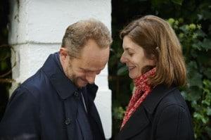 Benoît Poelvoorde et Chiara Mastroianni
