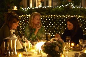 Chiara Mastroianni, Catherine Deneuve et Charlotte Gainsbourg
