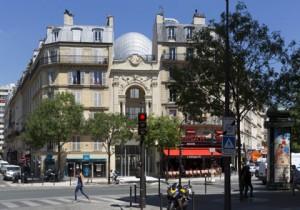 La Fondation Jérôme Seydoux-Pathé, ave des Gobelins Paris 13
