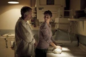 Fabrice Luchini et Emma Arterton