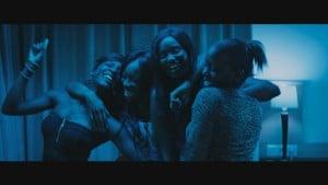La fameuse scène de danse sur Rihanna