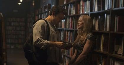 Ben Affleck et Rosamund Pike