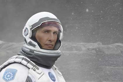 Matthew McConaughey est Cooper