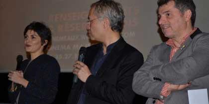 Audrey Tautou, Binh, critique à Positif, et Pierre Salvadori