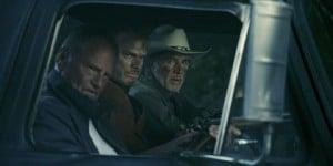 Sam Shepard, Don Johnson et Michael C.Hall