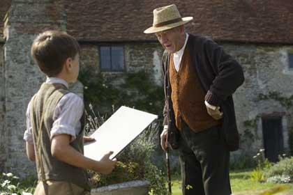 Ian McKellen dans M. Holmes de Bill Condon