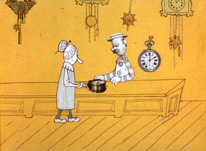 Mr Prokouk horloger de Karel Zeman - Cine-Woman