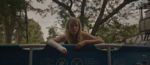 Maika Monroe dans It follows