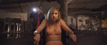 It follows de David Robert Mitchell - Cine-Woman