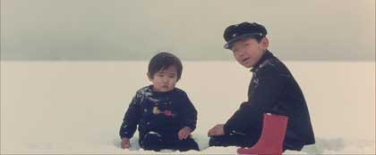 Le petit garçon de Nagisa Oshima