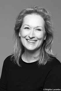 Meryl Streep, présidente du jury de la 66e Berlinale