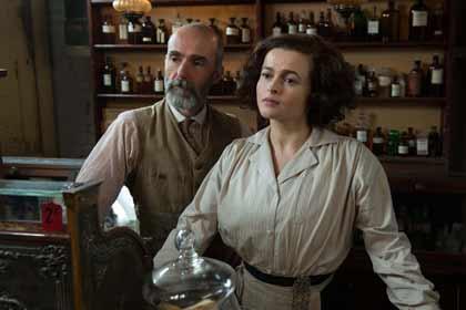Helena Bonham-Carter dans les Suffragettes