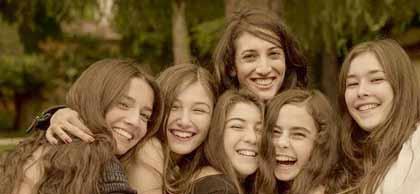 Les six sourires de Mustang - les 8 temps forts de 2015
