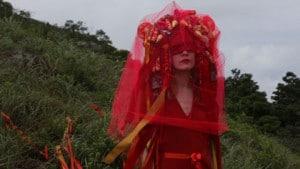 Eve Bitoun en mariée chinoise