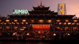 Le jumbo, en chine