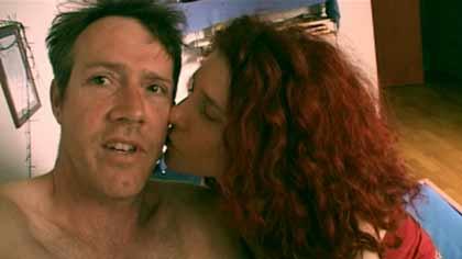 Rogier et Tatjana dans Happily ever after