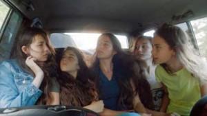 Les 5 actrices de Mustang