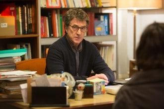 Francois Cluzet dans Medecin de campagne